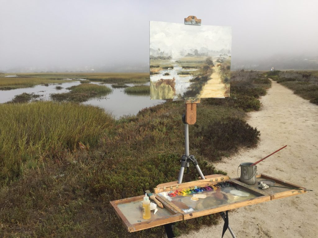 16x20 Rios Trail at San Elijo